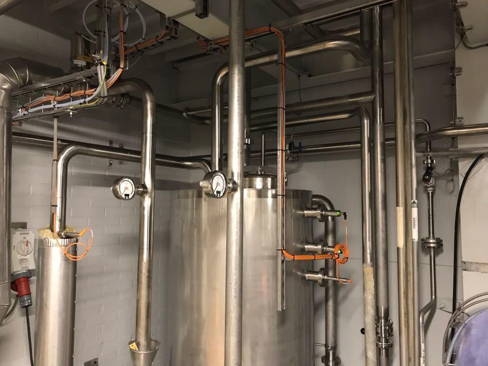 Condensaat tank